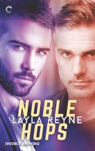 Smex Scene Sunday: Sexcerpt from Noble Hops by Layla Reyne