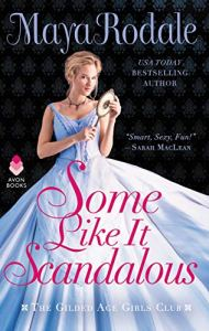 Quick Fire Q&A:  With Maya Rodale