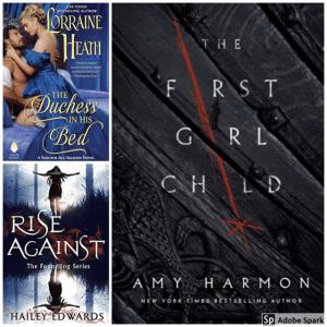 Angela's Tuesday ARC Reviews: Amy Harmon, Hailey Edwards, and Lorraine Heath