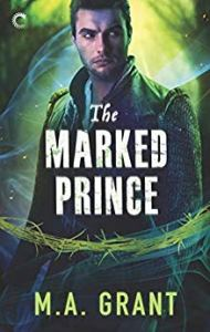 Guest Post: Playlist for The Marked Prince by M.A. Grant