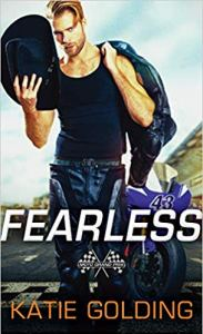 Book cover of Fearless by Katie Golding