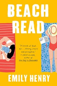 Cover of Beach Read by Emily Henry