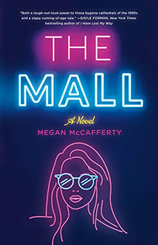 Book cover of The Mall by Megan McCafferty