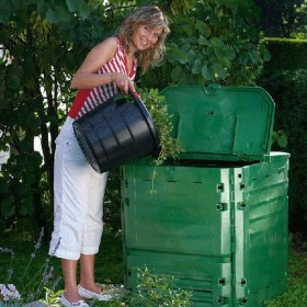 Composter Thermo-King 600L Green
