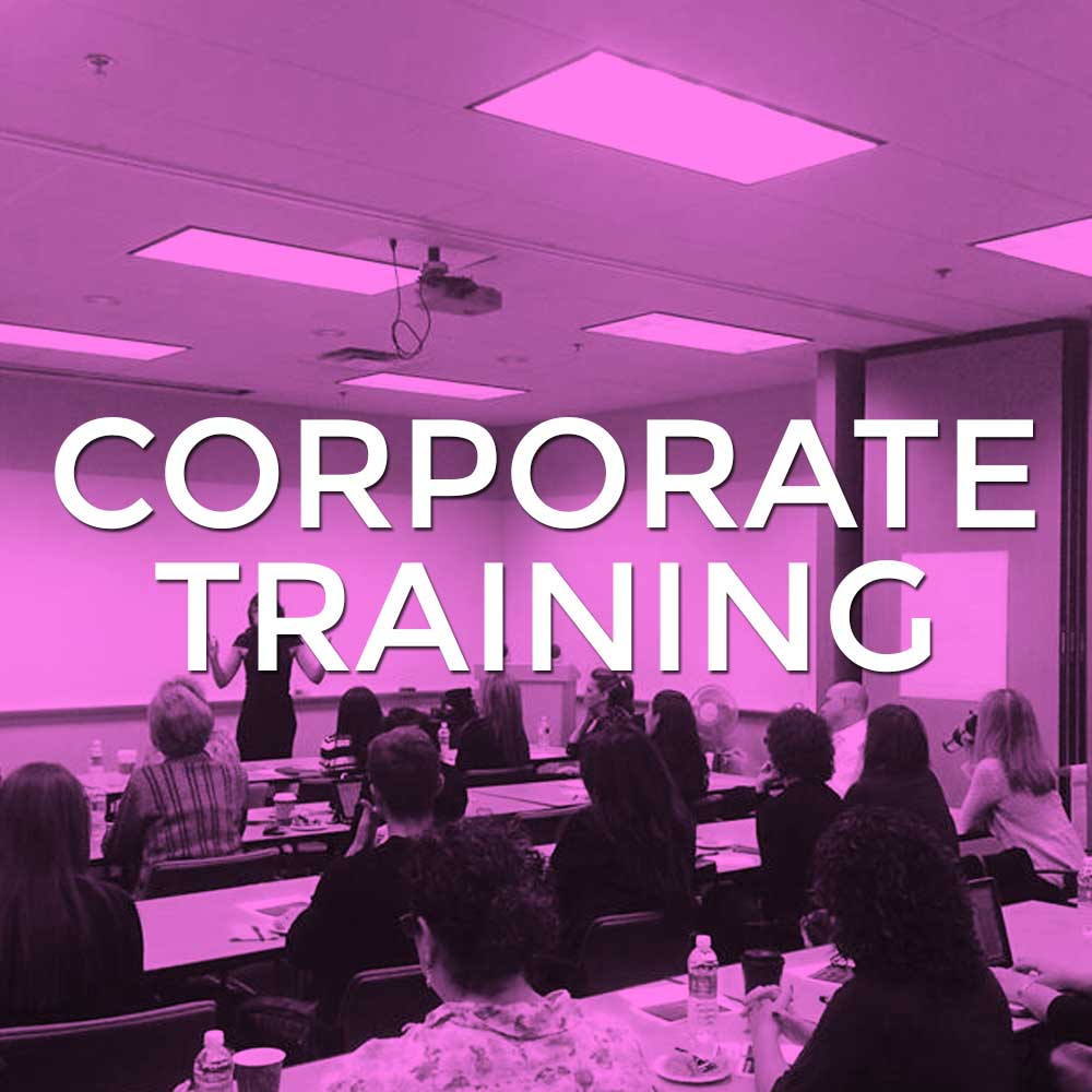 Susie G Corporate Training