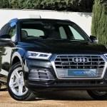 Used Mythos Black Metallic Audi Q5 For Sale Dorset