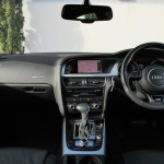 Used Scuba Blue Audi A5 For Sale Dorset