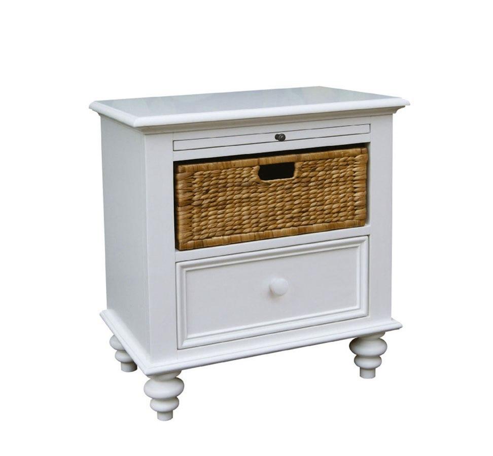 st croix basket nightstand