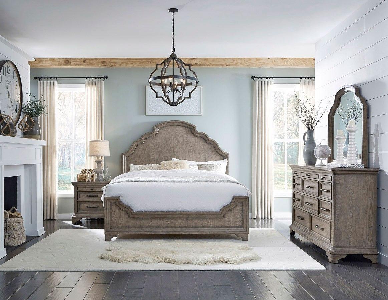bristol panel bedroom set