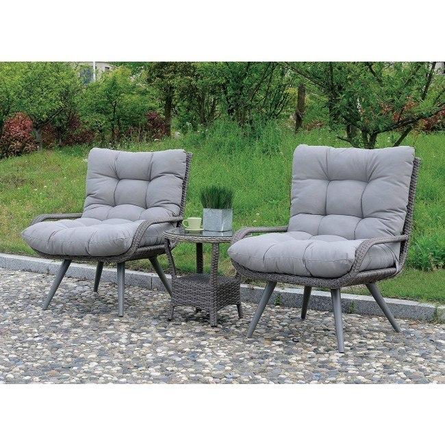 glendive 3 piece patio set