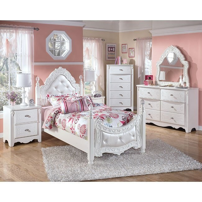 exquisite poster bedroom set