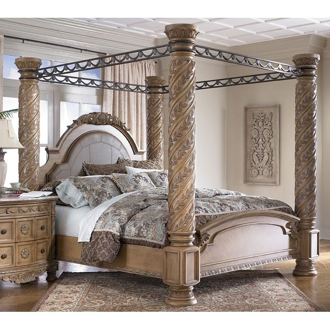 south coast poster canopy bed