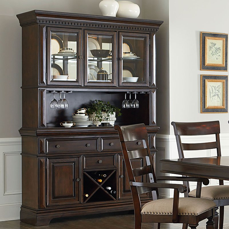 Charleston Buffet W Hutch Dining Room And Kitchen