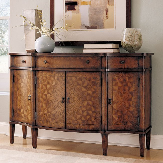Hidden Treasures Console Accent Chests And Cabinets