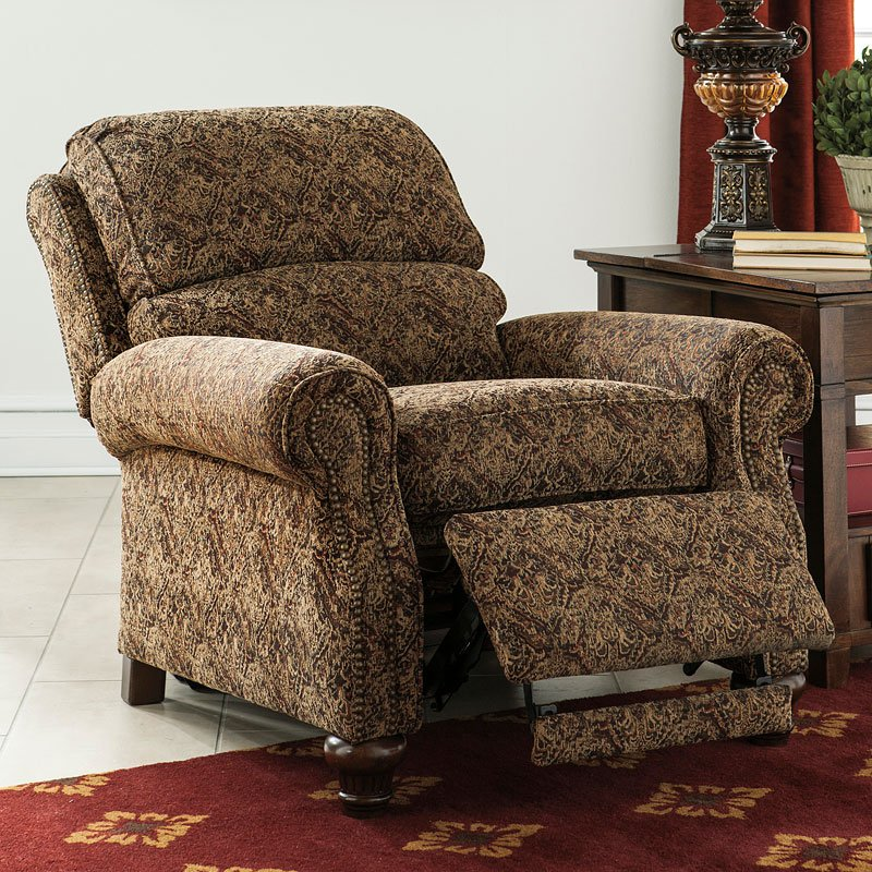 Walworth Accent Low Leg Recliner Recliners And Rockers