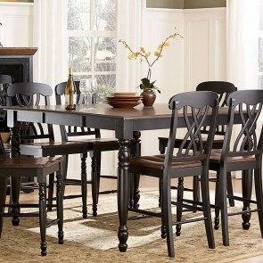 Ohana Dining Room Set Black By Homelegance FurniturePick