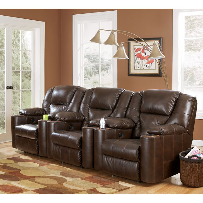 Paramount Durablend Brindle Modular Theater Seating