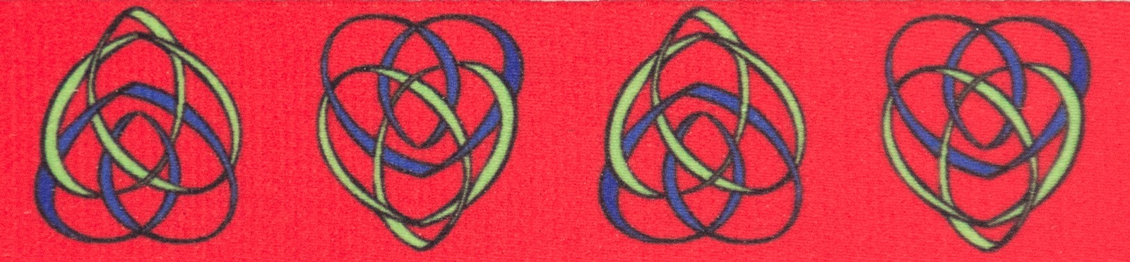 Buy 1 2 Inch Celtic Motherhood Knot Photo Quality Polyester Online
