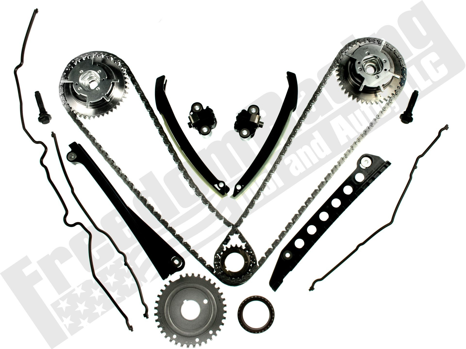 5 4l 3v Cam Phaser Amp Timing Chain Replacement