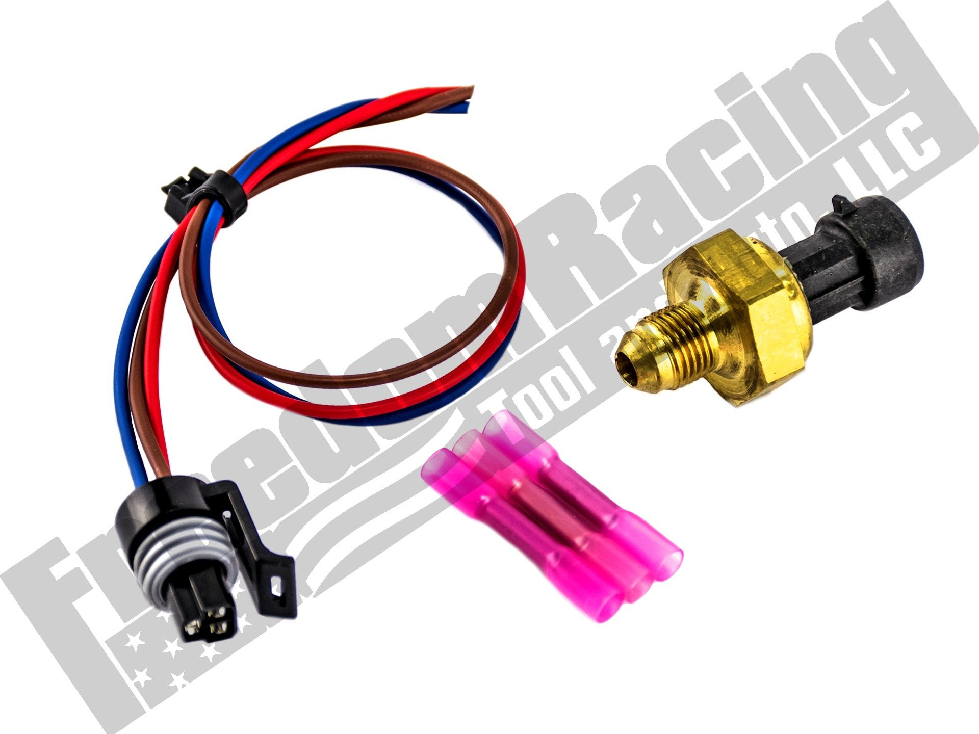 5c3z 9j460 b 1850352c1 6 0l powerstroke ebp exhaust back pressure sensor w 5c3z 12224 a pigtail alt