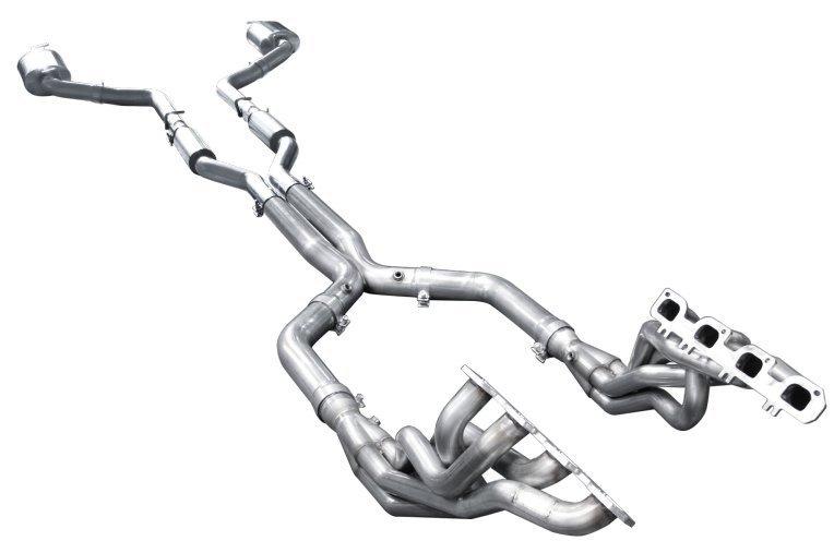 2015 2019 dodge challenger hellcat american racing headers race exhaust system