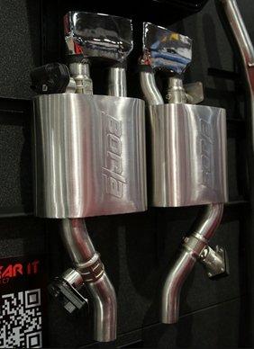 2014 2019 c7 corvette borla atak exhaust system 11863