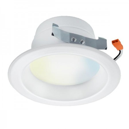 satco nuvo 8 7w 4 inch led recessed downlight tunable white starfish iot 120v 700lm s11259
