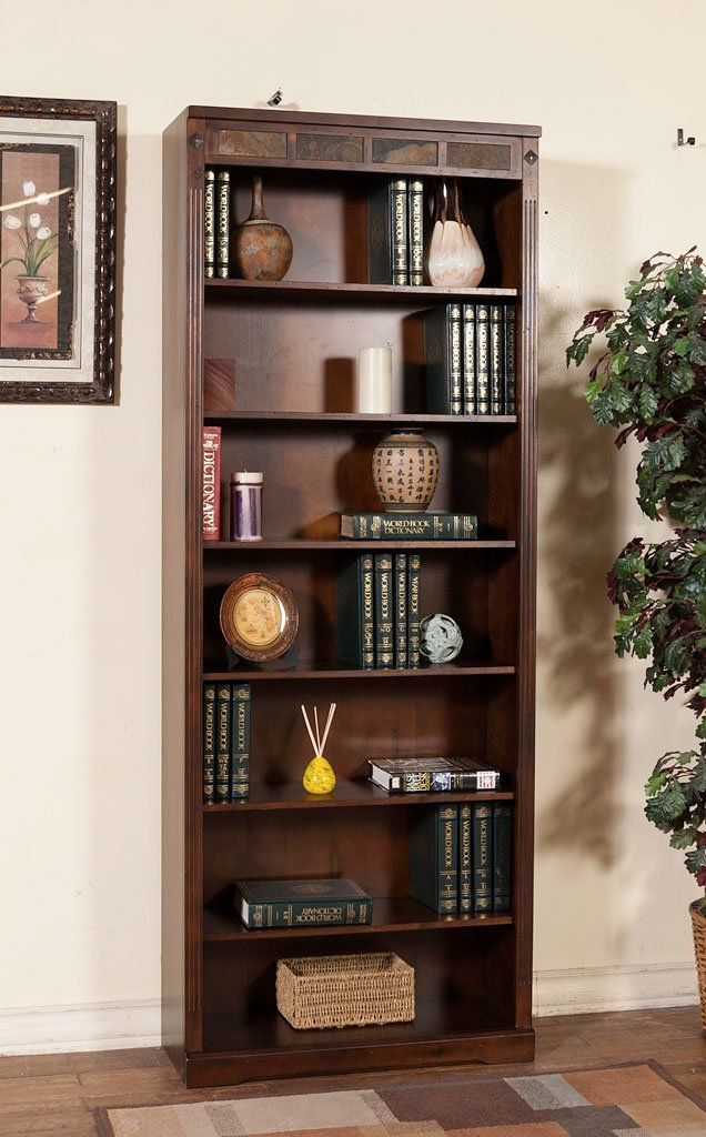 Inches Tall Bookcase 84