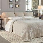 Bernat Linen Queen Sofa Sleeper Signature Design By Ashley Furniture Cart