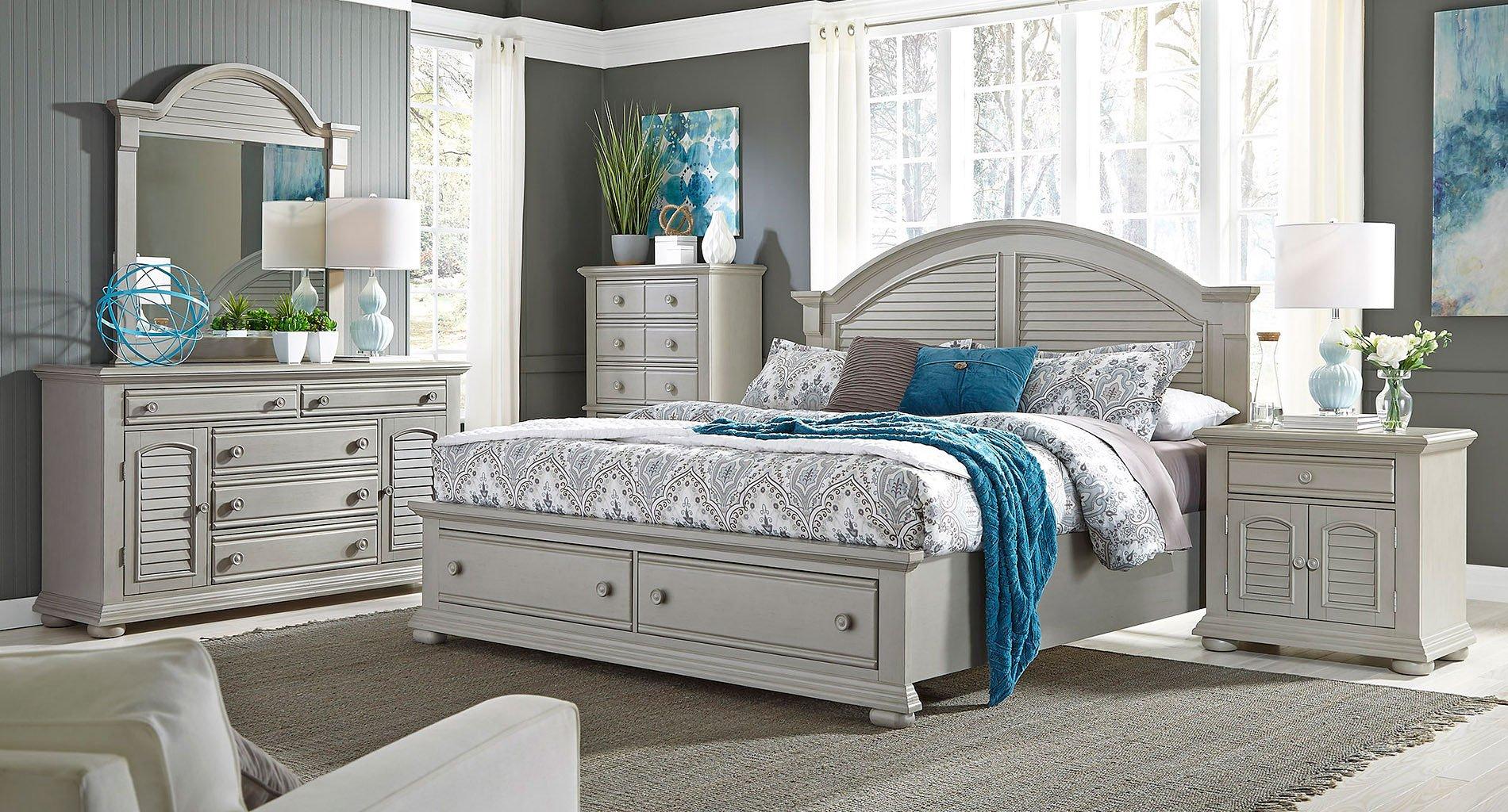 Summer House II Storage Bedroom Set Liberty Furniture
