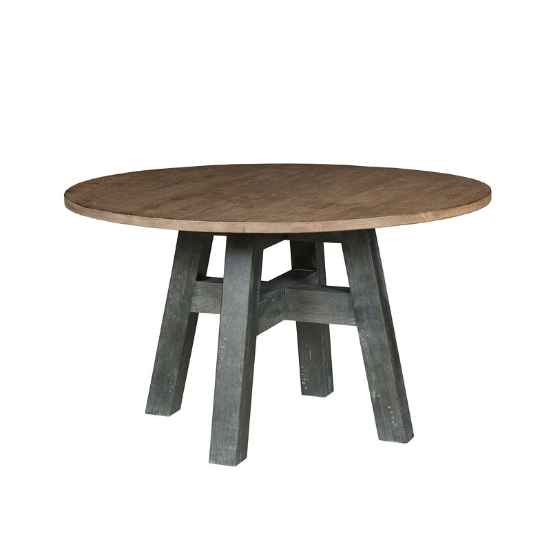 Trails Layton 52 Inch Round Dining Table Highlands