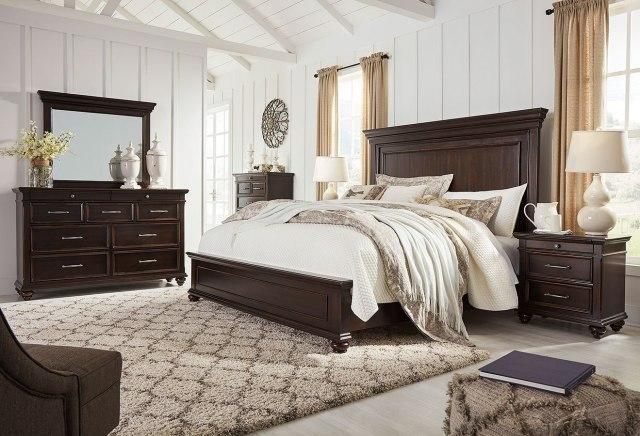 Brynhurst Panel Bedroom Set Signature Design | Furniture Cart