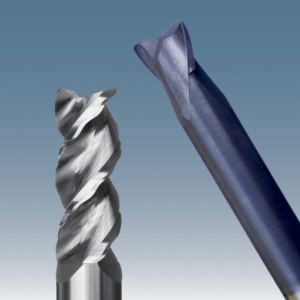Different types of Solid Carbide End Mills from SmiCut