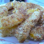 Oven-Baked Organic Summer Squash Fries