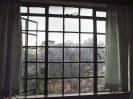 Veduta da casa di mia sorella