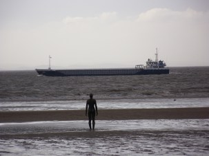 emigrante - another place - crosby beach