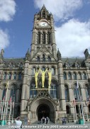 Mcr celebra i Commonwealth Games