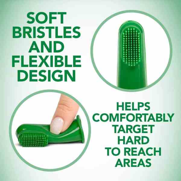finger brushes