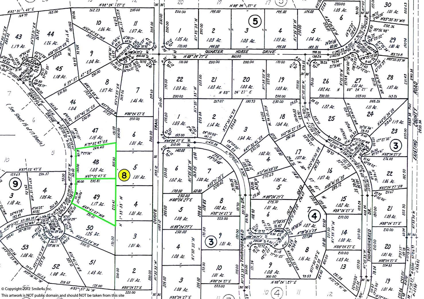 Washington Recreational Land 1 Acre