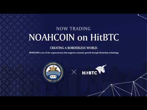 ノアコイン*HitBTCノアコイン パスワード再設定方法