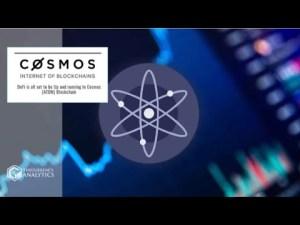 COSMOS DeFi資本を引き寄せる‼️しゅちゅわんの暗号資産情報