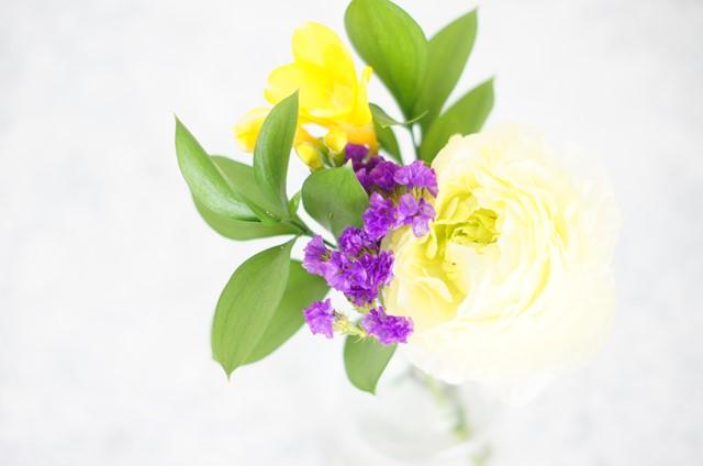 【LIFULL FLOWER】ライトプラン2回目に届いたお花