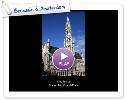 Click to play this Smilebox slideshow: Brussels & Amsterdam