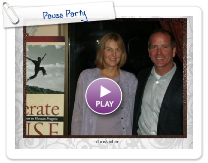 Click to play this Smilebox slideshow: Pause Party