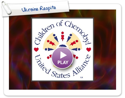 Click to play this Smilebox slideshow: Ukraine Respite