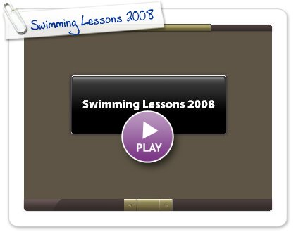 Click to play Swimming Lessons 2008