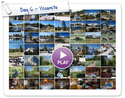 Click to play Day 6 - Yosemite
