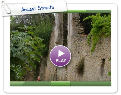 Click to play Ancient Streets