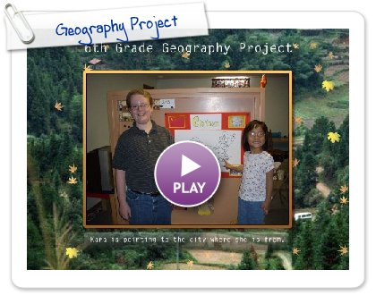 Click to play Geography Project