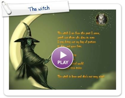 Click to play The witch